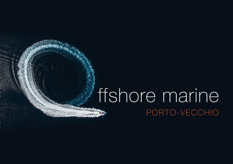 creation de logo et brochure offshoremarine